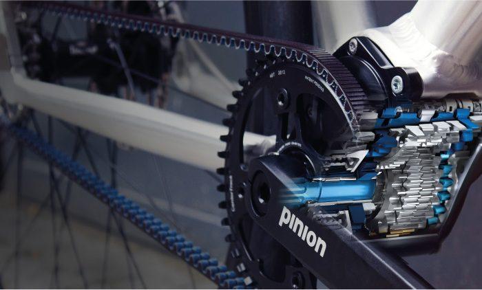 Pinion Schaltungsgetriebe - Foto: Pinion GmbH